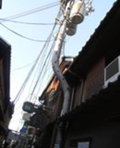先斗町の写真
