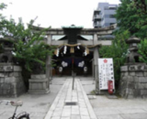 管大臣神社の写真