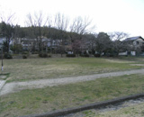 樫原廃寺跡の写真