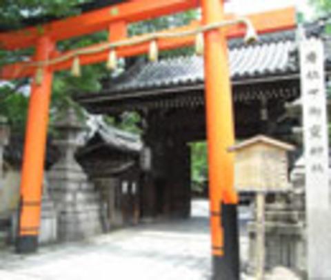 下御霊神社の写真