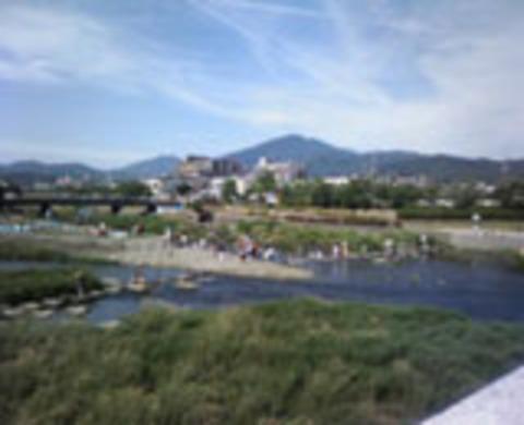 出町三角デルタの写真