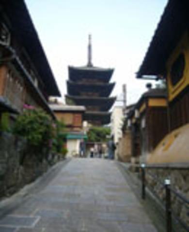 八坂の塔の写真
