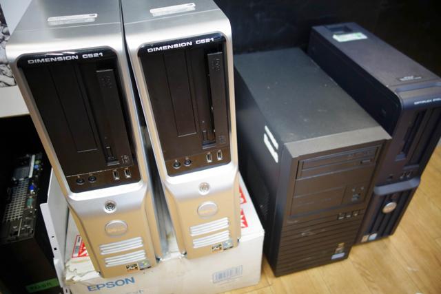 パオーンズ・デスクトップパソコン