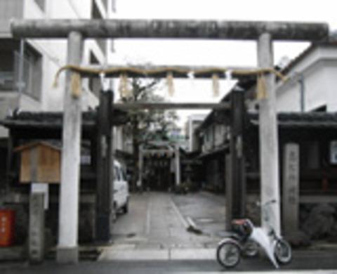 高松神明神社の写真