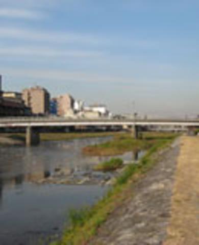 松原橋の写真