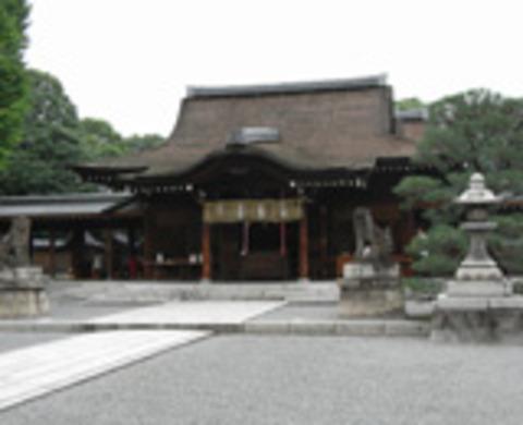 城南宮の写真