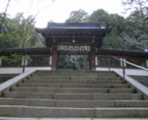 月読神社の写真