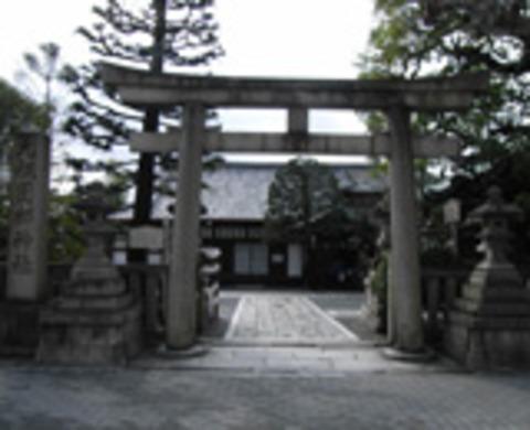 梛神社の写真