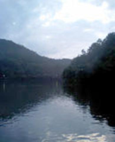 宝ヶ池公園の写真