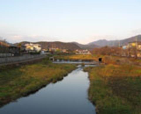 高野川の写真