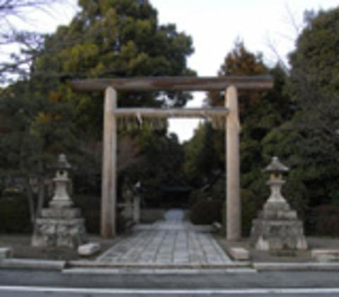 木嶋神社(蚕の社)の写真