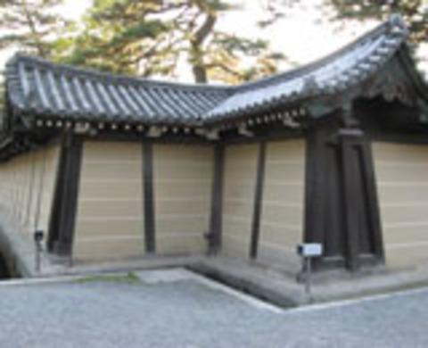 京都御所 猿が辻の写真