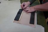 トートバッグ修理の過程2